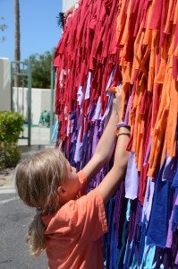 The Tapestry of Changed Lives at San Clemente